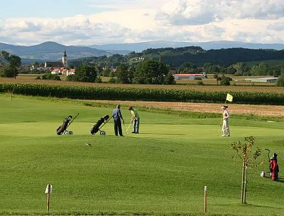 Your wellness & golf vacation in Styria