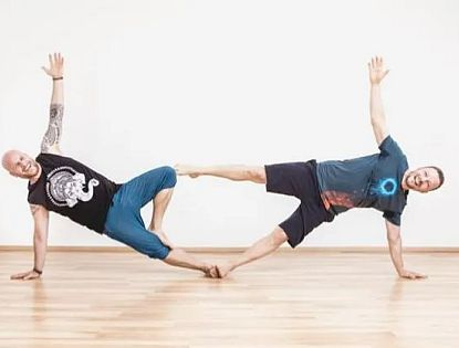 Yoga Days for Men